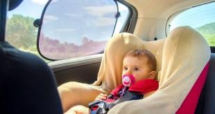 بالفيديو.. احذروا من ترك الأطفال في السيارات المتوقفة