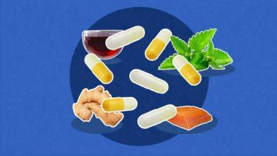 مقال – 9 أطعمة قد تغنيك عن الدواء