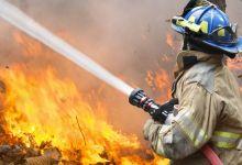 صورة في حال وقع أمامك حادث و رأيت شخصاً يحترق … كيف تتصرف ؟