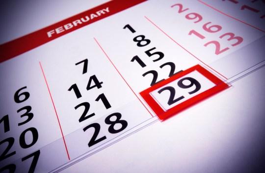 29 فبراير.