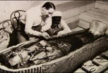 مصور الفرعون هاري بيرتون