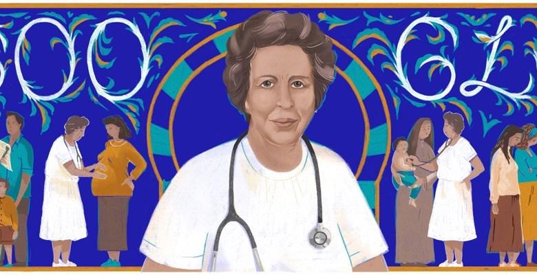 """لماذا يحتفي """"جوجل"""" اليوم بذكرى أول طبيبة تونسية توحيدة بن الشيخ؟"""