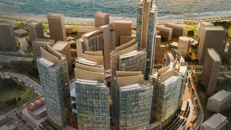 Qatar-district