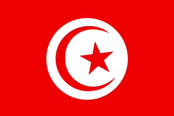 Flags of Arab countries - tunisia. jpg