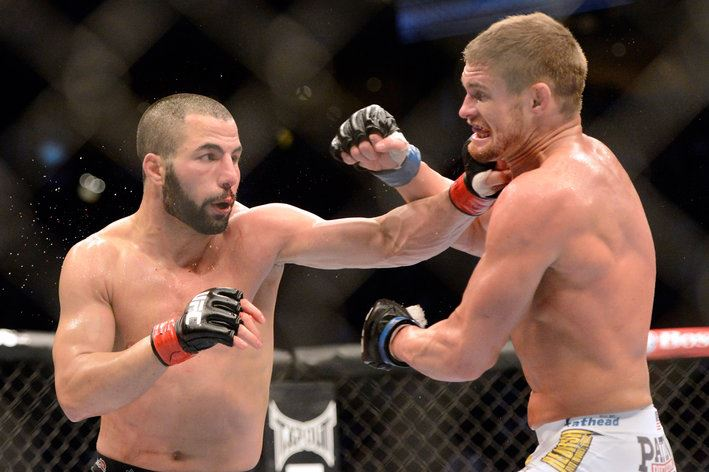 UFC 158-Makadessi Decision win over Cruickshank