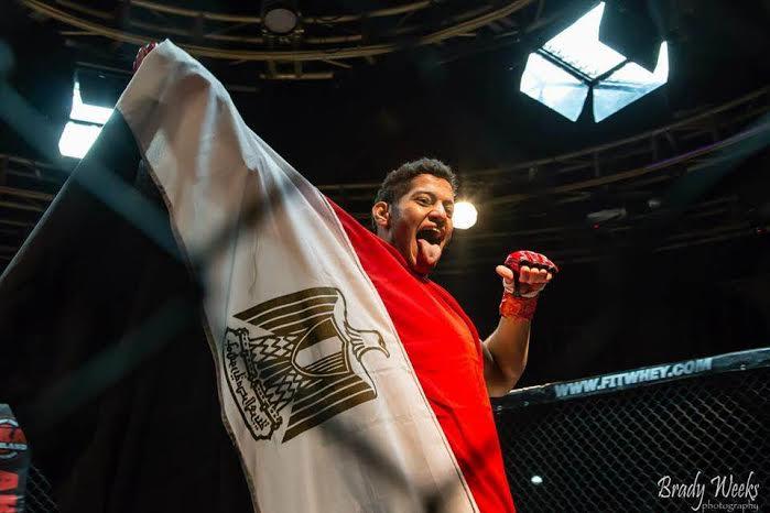 Egypt vs  China, Odd match up: Kunlun MMA 12 - ArabsMMA