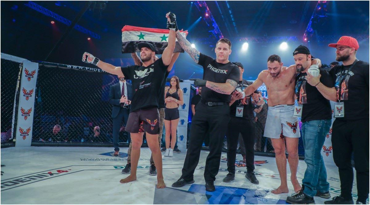 tarek suleiman phoenix 4 victory