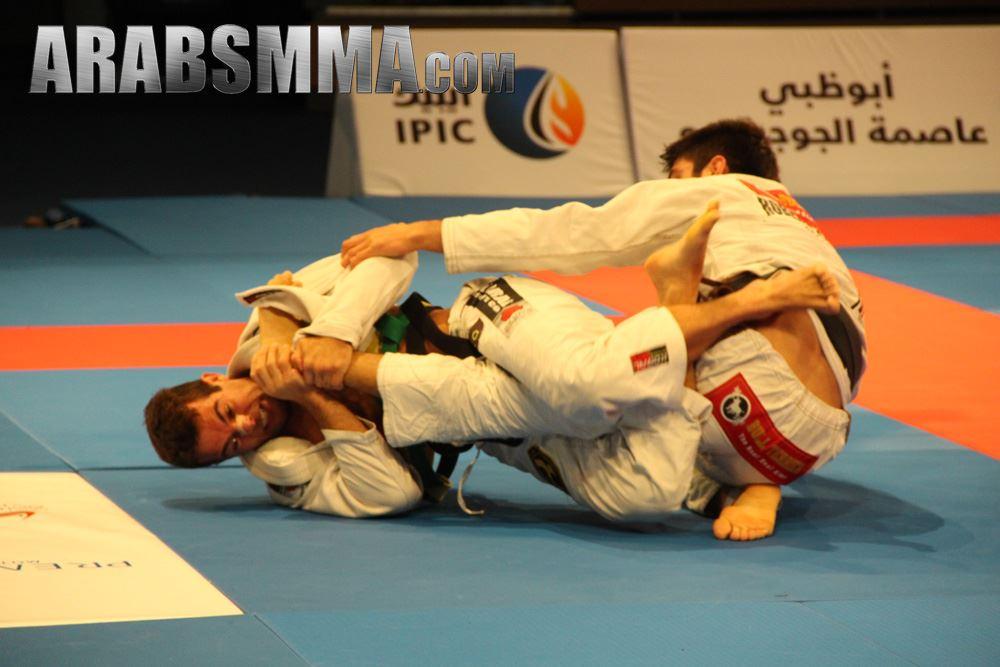 Abu Dhabi World Pro 2014 Black/Brown Belts