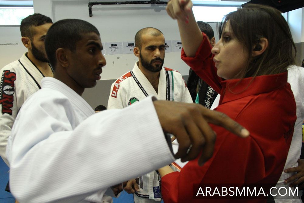 Abu Dhabi World Pro 2014 – Behind The Scenes