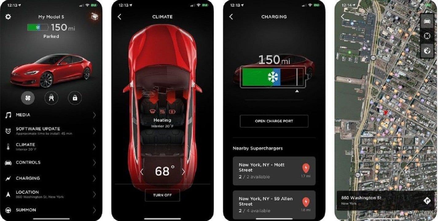 مراقبة سيارتك عبر الهاتف المحمول
