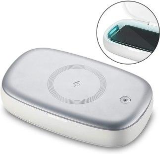 Lecone UV جهاز تعقيم الموبايل