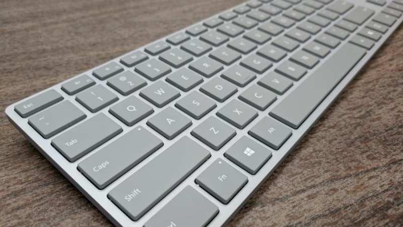 افضل لوحات مفاتيح الكمبيوتر اللاسلكية
