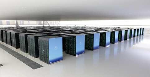 FUGAKU - أشهر الكمبيوترات العملاقة