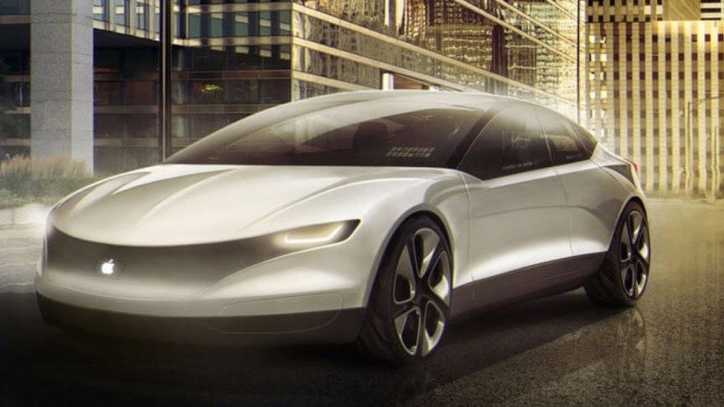 هل نشهد أول سيارة من العملاق أبل في 2024؟
