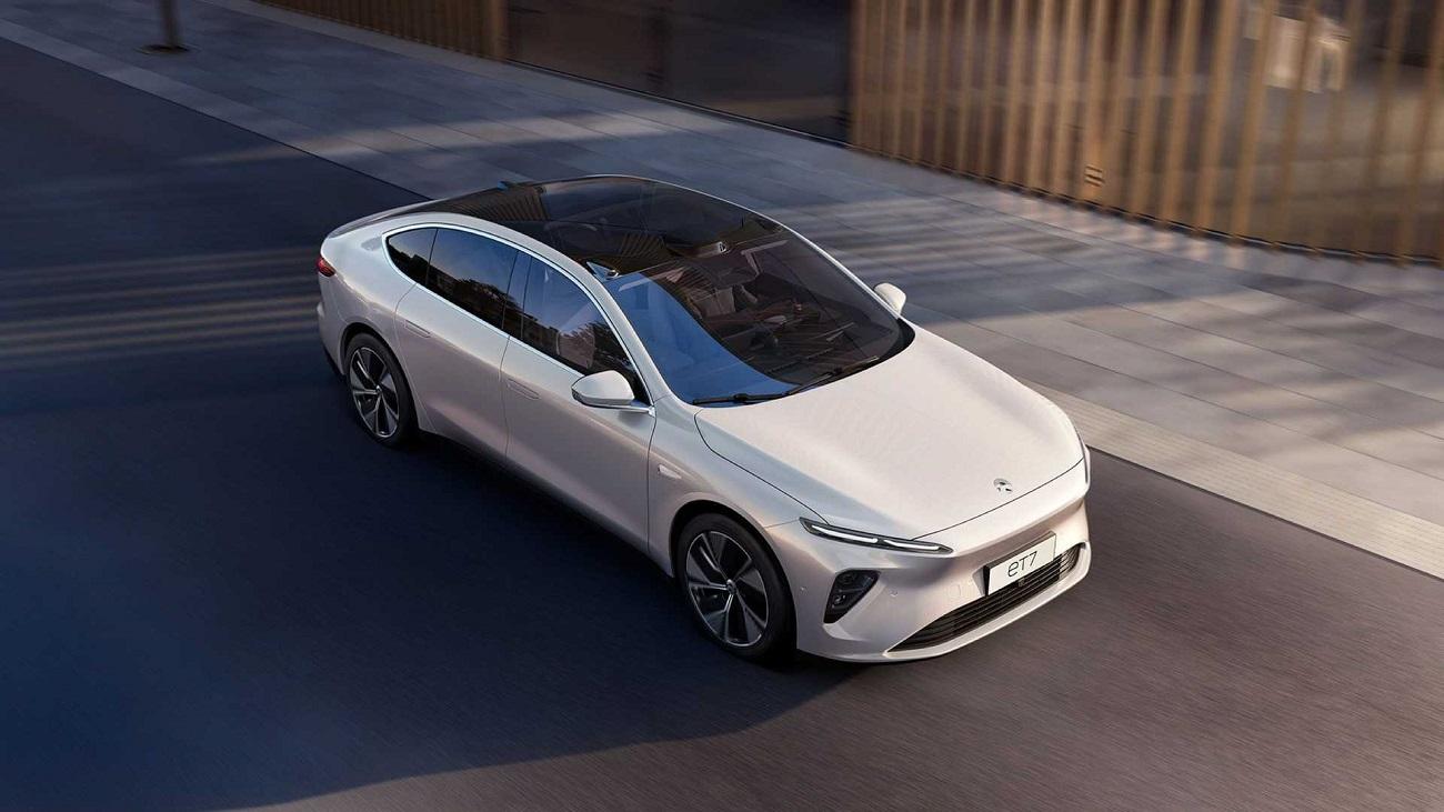 تطوير جيل جديد من السيارات الكهربائية بشراكة NIO مع NVIDIA