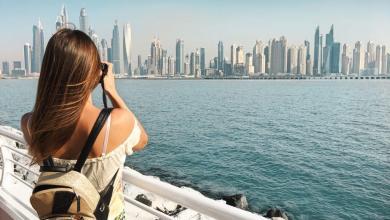 صورة رويترز: دبي تتأهب لضربة مالية إذ يعصف كورونا بقطاع السياحة