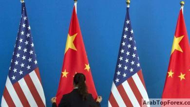 """صورة ترامب: سمعت عن رغبة الصين التجارية """"ولست مهتما"""""""