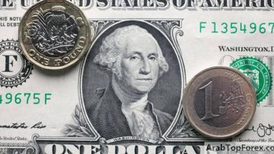 """صورة الدولار يرتفع بعد تقرير أميركي """"أفضل من المتوقع"""""""