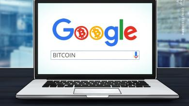 """صورة الاهتمام ببيتكوين على غوغل يحاكي سعر ١٠ آلاف دولار أمريكي بينما تتلاشى """"ضجة التنصيف"""""""