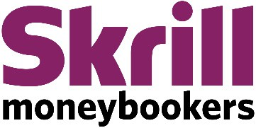 Skrill and Moneybookers transparent png logo