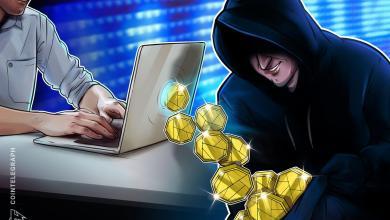صورة متعاقد لتكنولوجيا المعلومات يسرق ٣٨٠٠٠ دولار من العملات المشفرة أثناء إصلاح أجهزة كمبيوتر الشركة
