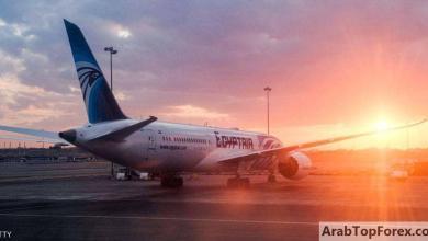 صورة مصر للطيران.. 14 وجهة جديدة لأوروبا وأميركا ودول عربية