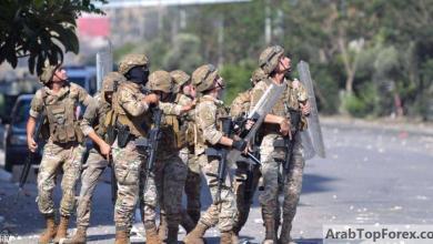صورة الجيش اللبناني يحذف اللحوم من وجبات طعامه