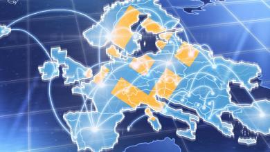 صورة باينانس تؤكد شحن بطاقات الخصم المشفرة إلى أوروبا