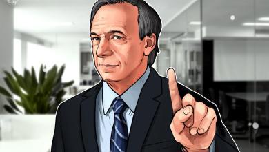 """صورة داليو يقول إن أسواق رأس المال """"ليست حرة"""" لأن البنوك المركزية تدفع الاقتصاد"""