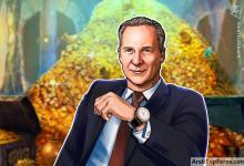 """صورة مناصر الذهب """"بيتر شيف"""" يعلم أن حاملي بيتكوين لن يبيعوا بأي سعر"""