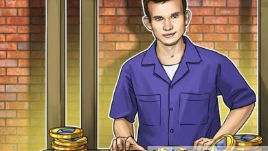 صورة فيتاليك بوتيرين يبيع عملات إيثريوم التي يمتلكها مقابل عملات ورقية وليس بيتكوين