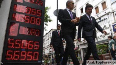 صورة المركزي التركي يرفع توقعاته الخاصة بالتضخم