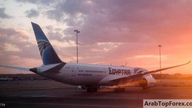 صورة بعد توقف 3 أشهر.. استئناف حركة الطيران بين القاهرة والكويت