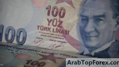 """صورة الليرة التركية تواصل """"سقوطها الحر"""" نحو أدنى مستوى لها"""