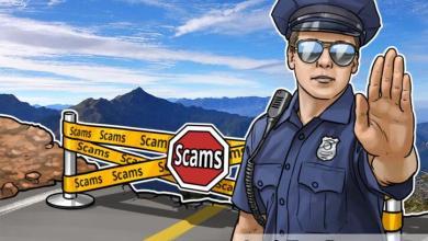 صورة المدعي العام في كاليفورنيا يحذر الناس من توخي الحذر من عمليات الاحتيال بالعملات المشفرة