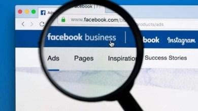 صورة فيسبوك يعلن عن مجموعة جديدة في مجال التكنولوجيا المالية