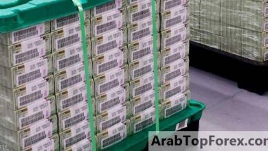 صورة الدولار يقفز لأعلى مستوى مع هبوط الاسترليني