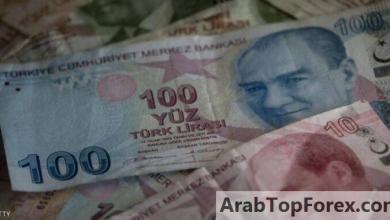 صورة الليرة التركية تلامس قاعا جديدا مقابل الدولار