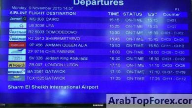 """صورة مصر تشجع السياحة بـ""""قرار المطارات"""""""
