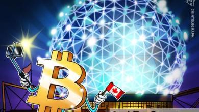 صورة إطلاق بيتكوين الصندوق المتداول في البورصة من ثري آي كيو وكوين شيرز في كندا