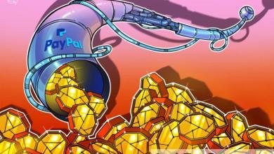 صورة مستخدمو باي بال سيتمكنون من سحب العملات المشفرة إلى محافظ خارجية