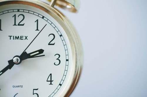 توفير الوقت