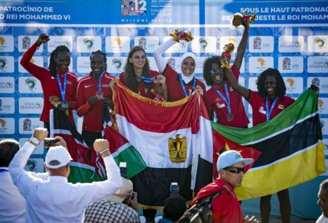 Egypt Breaks the Record at 2019 African Games by Winning 273 ...