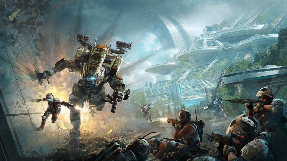 لعبة Titanfall