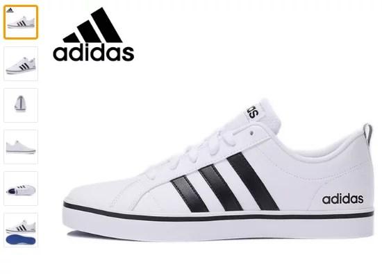 أفضل 5 أحذية أديداس باللون الأبيض 2019