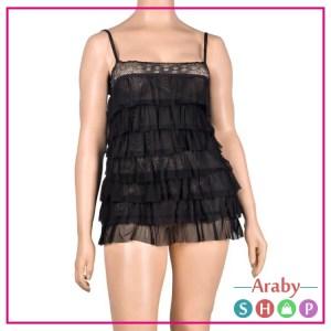 قمصان نوم دلع cute lingerie sets (24)