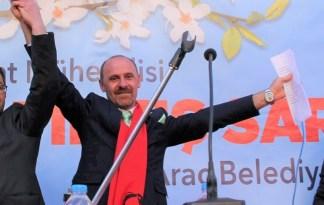 CHP İlçe Başkanı Ümit Levent Kurtoğlu Görevinden İstifa Etti