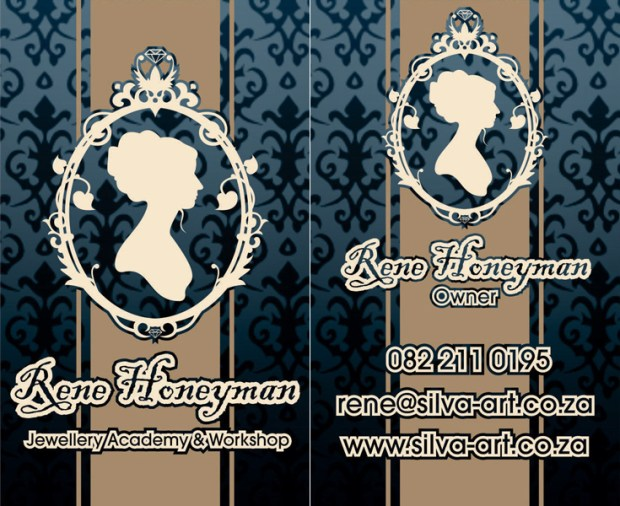 Rene-Honeyman-BusinessCard-Blue