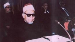 الشيخ محمد عبدالخالق عضيمه مؤلف أساليب القرآن