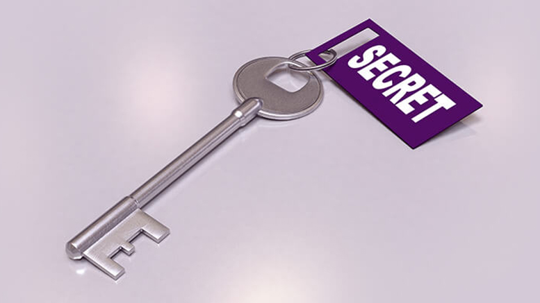 الحفاظ على السر